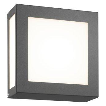 CMD Aqua Legendo Mini Applique da esterno Antracite, 1-Luce
