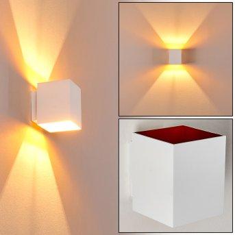 Applique Laforsen Bianco, Oro, 1-Luce