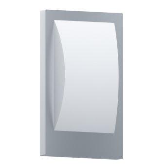 Eglo connect VERRES Applique da esterno Acciaio inox, Bianco, 1-Luce