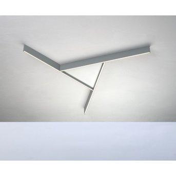 Bopp NANO PLUS BASIC Plafoniera LED Alluminio, 1-Luce