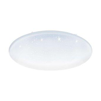 EGLO connect TOTARI-C Plafoniera LED Bianco, 1-Luce, Telecomando