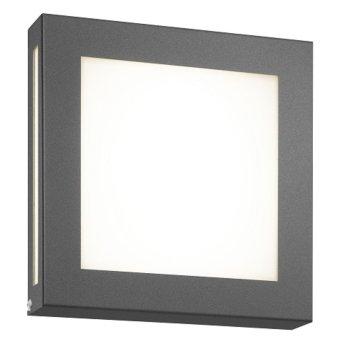 CMD Aqua Applique da esterno LED Antracite, 1-Luce