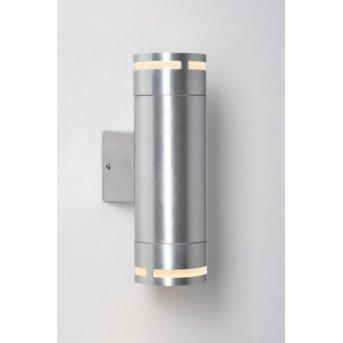 Nordlux Can Applique Alluminio, 2-Luci