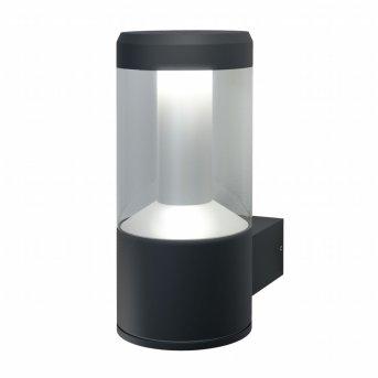 LEDVANCE SMART+ Applique da esterno Grigio, 1-Luce, Cambia colore
