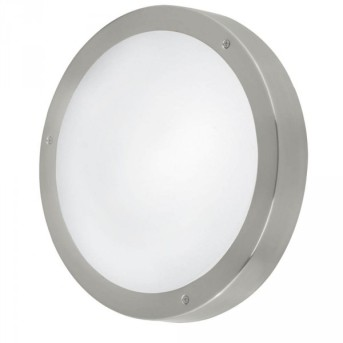 Eglo VENTO 1 Applique e plafoniera da esterno LED Acciaio inox, 3-Luci