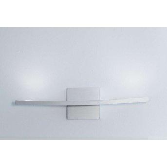 Bopp ARCO Applique LED Alluminio, 2-Luci