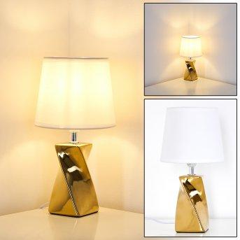 Shenzhen Lampada da Tavolo Oro, 1-Luce
