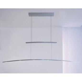 Bopp ARCO Lampadario a sospensione LED Alluminio, 6-Luci