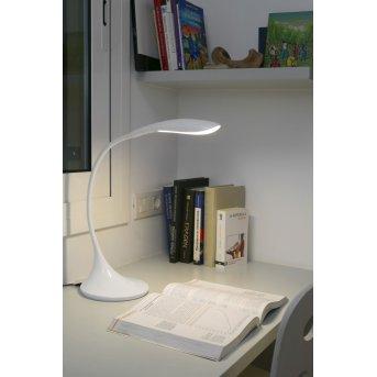 Faro Otto Lampada da tavolo LED Bianco, 1-Luce