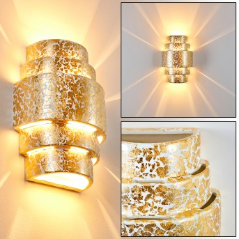 Handan Applique Oro, 1-Luce