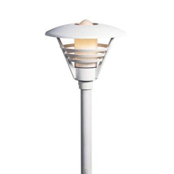 Konstsmide Gemini Testa della lampada Bianco, 1-Luce
