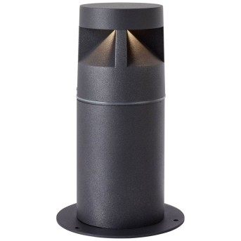 AEG Winslow Lampada con piedistallo per esterno LED Antracite, 1-Luce