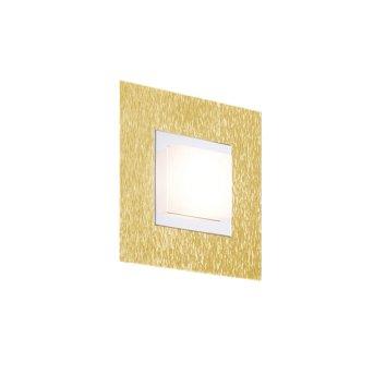 Grossmann BASIC Applique e plafoniera LED Ottone, 1-Luce