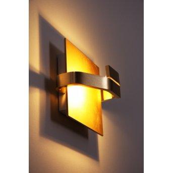 Elesi Luce Applique LED Oro, 1-Luce