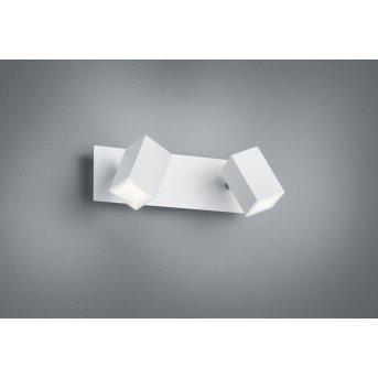 Trio LAGOS Applique LED Bianco, 2-Luci