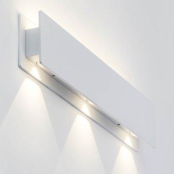 AEG Court Applique LED Bianco, 1-Luce