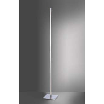 Leuchten-Direkt BELLA Lampada da terra LED Acciaio inox, 1-Luce