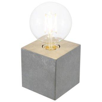 Lampada da Tavolo Nino Leuchten LEONIE Grigio, 1-Luce