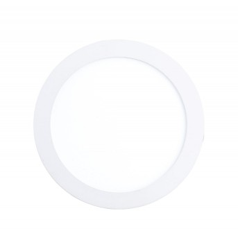 Eglo FUEVA 1 Lampada da incasso LED Bianco, 1-Luce