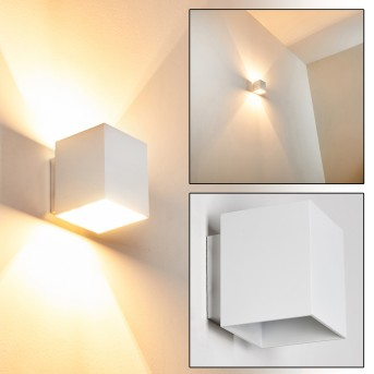 Laforsen Applique Bianco, 1-Luce