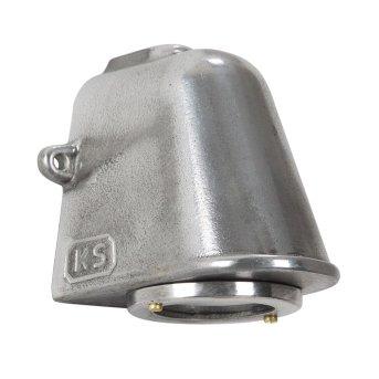 KS Verlichting Offshore Applique Alluminio, 1-Luce