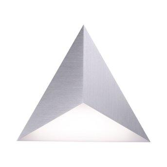 Paul Neuhaus Neuhaus Q-TETRA SATELLIT Applique LED Nichel opaco, 1-Luce, Telecomando