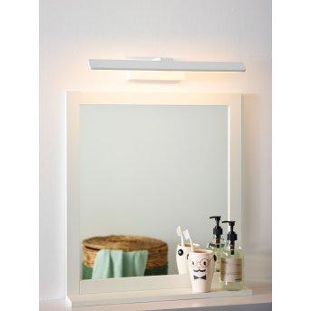 Lucide BETHAN Lampada da specchio LED Bianco, 1-Luce
