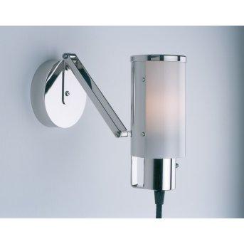 Tecnolumen Wagenfeld Lampada da tavolo Nichel lucido, 1-Luce