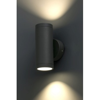 Faro Cobo Applique LED Antracite, 1-Luce
