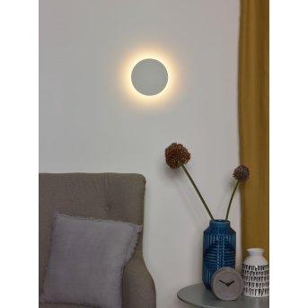 Lucide EKLYPS Applique LED Bianco, 1-Luce