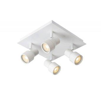 Lucide SIRENE Plafoniera LED Bianco, 4-Luci