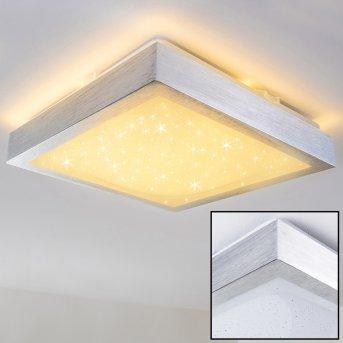 Sora Star Plafoniera LED Bianco, 1-Luce
