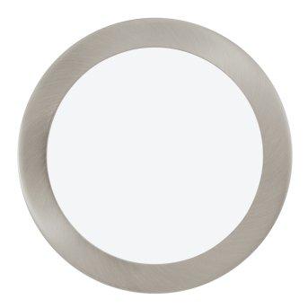 Eglo FUEVA Lampada da incasso LED Nichel opaco, 1-Luce