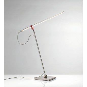 Escale SLIMLINE Lampada da tavolo LED Alluminio, 1-Luce