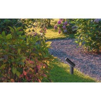 Lucide TATUM Faretto da giardino LED Antracite, 1-Luce