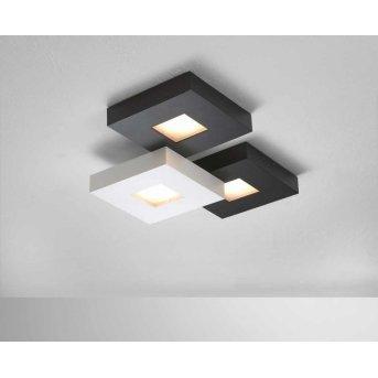 Bopp CUBUS Plafoniera LED Nero, Bianco, 3-Luci