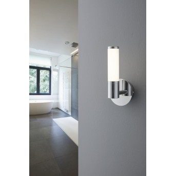 Eglo PALMERA 1 Applique LED Cromo, 1-Luce