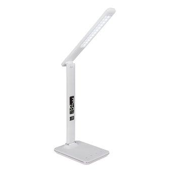 Lampada da Tavolo Globo TANNA LED Bianco, 1-Luce