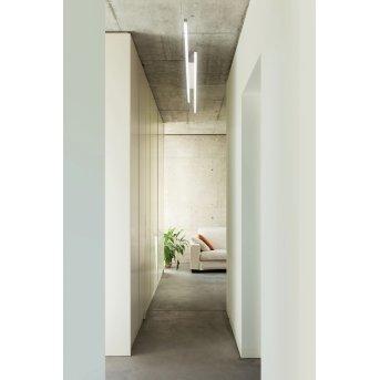 Grossmann FORTE Plafoniera LED Alluminio, 8-Luci