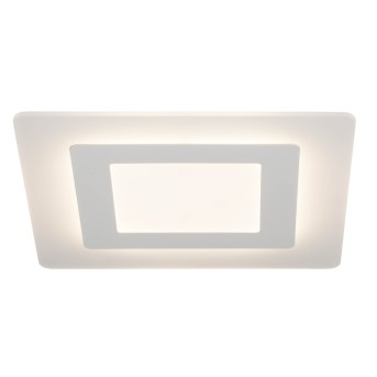 AEG Xenos Plafoniera LED Bianco, 1-Luce