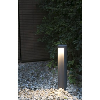 Faro Chandra Lampada con piedistallo LED Antracite, 1-Luce