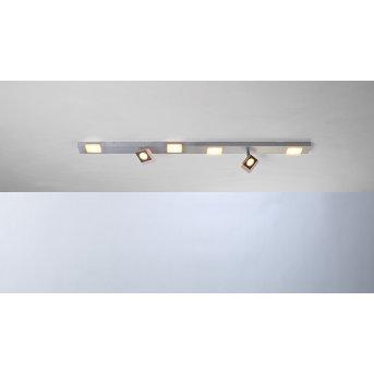 Bopp SESSION Plafoniera LED Alluminio, 2-Luci