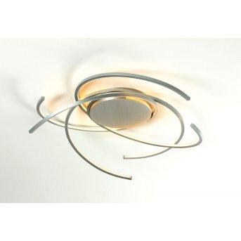 Escale SPACE Plafoniera LED Alluminio, 1-Luce