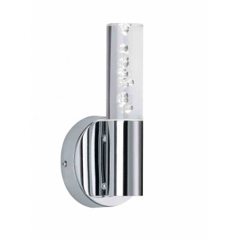 Wofi SPA line OASIS Applique bagno LED Cromo, 1-Luce