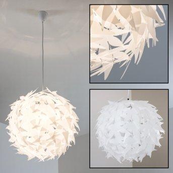 TAVANI Plafoniera Bianco, 1-Luce